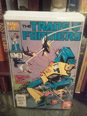 The Transformers (1st Series) #16