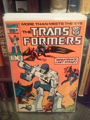 The Transformers (1st Series) #25