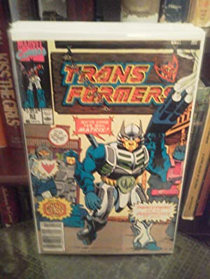The Transformers (1st Series) #63