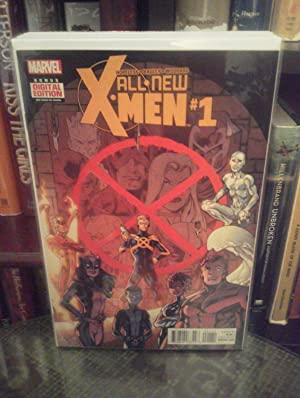 All-New X-Men (2nd Series) #1