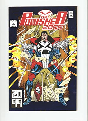 The Punisher 2099 #1
