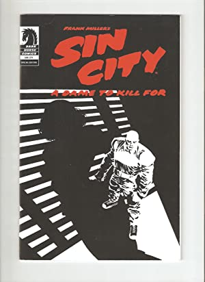 Sin City: A Dame to Kill For (Best Buy Promo Variant)