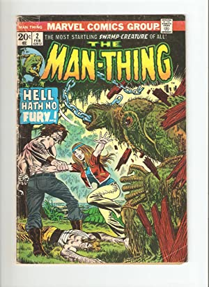 The Man-Thing #2