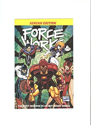 Force Works Ashcan Edition