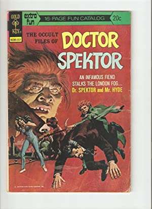 The Occult Files of Doctor Spektor #5