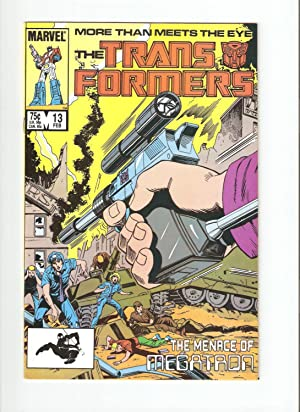 Transformers (1st Series) #13
