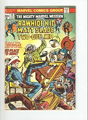 The Mighty Marvel Western #29