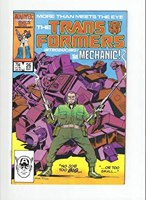 Transformers (1st Series) #26