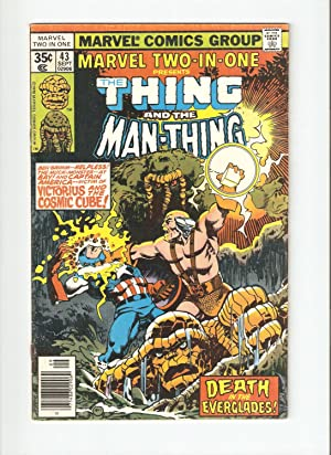 Marvel Two-In-One (1st Series) #43