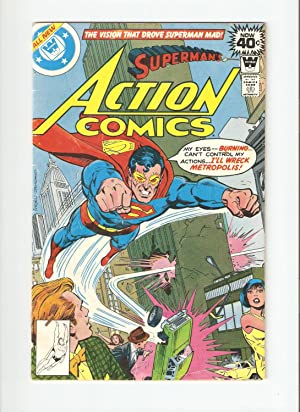 Action Comics (1st Series) #490 (Whitman Variant)