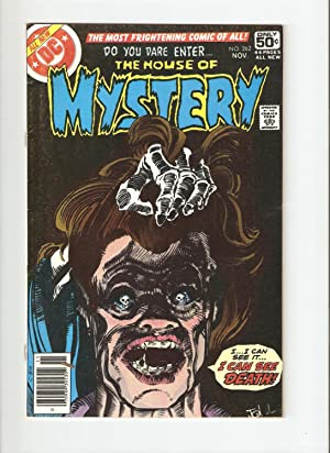 House of Mystery (1st Series) #262