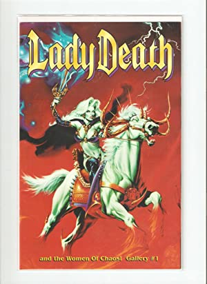 Lady Death and the Women of Chaos Gallery #1