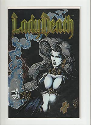 Lady Death Between Heaven and Hell Complete Set #1-4