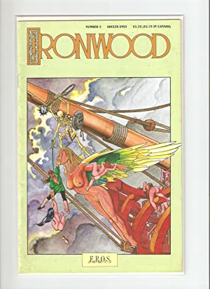 Ironwood #3 (First Printing)