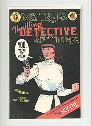 Ms. Tree's Thrilling Detective Adventures #3 (Plus