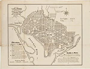 MAPS OF THE DISTRICT OF COLUMBIA AND: District of Columbia]: