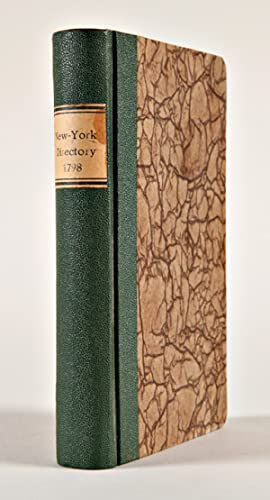 LONGWORTH'S AMERICAN ALMANACK, NEW-YORK REGISTER, AND CITY DIRECTORY.CONTAINING MOST THINGS USEFU...