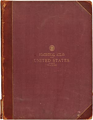 STATISTICAL ATLAS OF THE UNITED STATES BASED ON THE RESULTS OF THE NINTH CENSUS 1870.