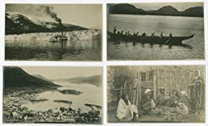 [A DOZEN ATTRACTIVE PHOTOGRAPHS, PRIMARILY OF ALASKA, BY FRANK LA ROCHE]