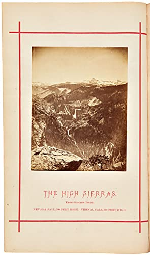 A JOURNAL OF RAMBLINGS THROUGH THE HIGH SIERRAS OF CALIFORNIA BY THE