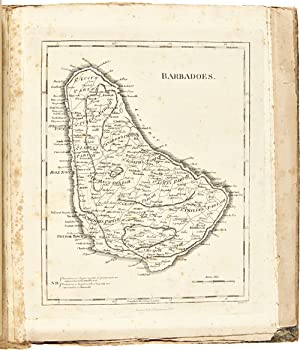 A NEW ATLAS OF THE BRITISH WEST INDIES, WITH A WHOLE SHEET GENERAL ...