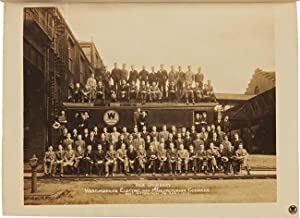 YALE SENIOR INSPECTION TRIP FOR MECHANICAL AND INDUSTRIAL ENGINEERS. March 27 - April 3, 1929 [ty...