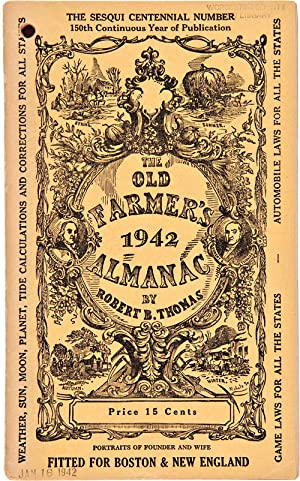 THE FARMER'S ALMANAC.