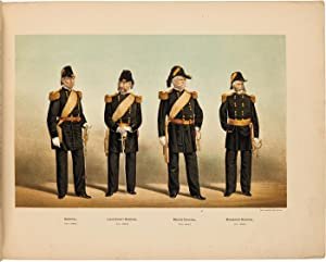 UNIFORM OF THE ARMY OF THE UNITED STATES 1882