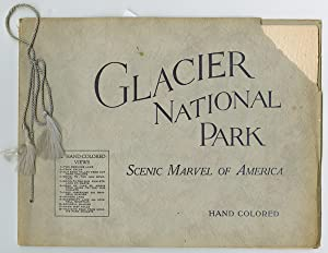 GLACIER NATIONAL PARK SCENIC MARVEL OF AMERICA