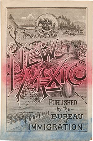 NEW MEXICO. ITS RESOURCES, CLIMATE, GEOGRAPHY AND GEOLOGICAL CONDITION