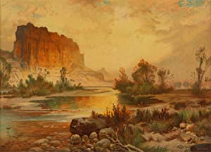 [THE CLIFFS OF GREEN RIVER]