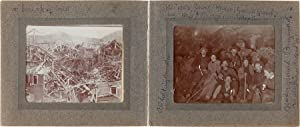 [PHOTOGRAPH ALBUM OF ROBERT PERRY BRYAN, MINING AND ELECTRICAL ENGINEER AT BUNKER HILL MINE, IDAH...