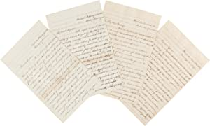 [LARGE ARCHIVE OF CIVIL WAR LETTERS BETWEEN CYRENE BLAKELY, COMPANY K, 3rd REGIMENT MINNESOTA VOL...