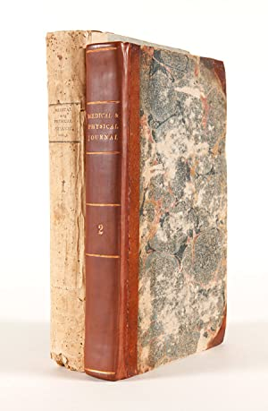 THE PHILADELPHIA MEDICAL AND PHYSICAL JOURNAL. COLLECTED AND ARRANGED BY BENJAMIN SMITH BARTON, M.D.