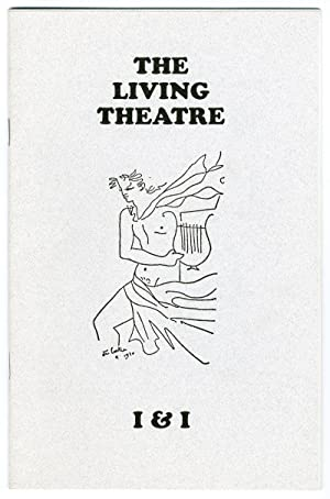 THE LIVING THEATRE I & I [wrapper title]