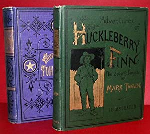 ADVENTURES OF HUCKLEBERRY FINN (TOM SAWYER'S COMRADE). By