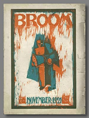 BROOM AN INTERNATIONAL MAGAZINE OF THE ARTS