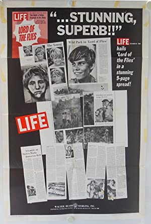 [Original Studio One Sheet Publicity Poster for:] LORD OF THE FLIES