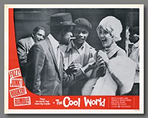 [Pictorial Lobby Card for:] THE COOL WORLD