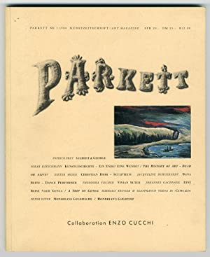 PARKETT [Whole number 1]