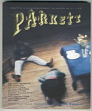 PARKETT [Whole number 10]