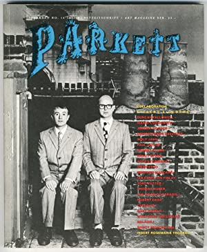 PARKETT [Whole number 14]