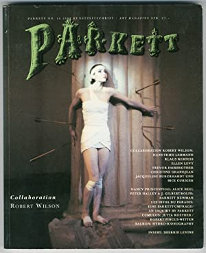 PARKETT [Whole number 16]