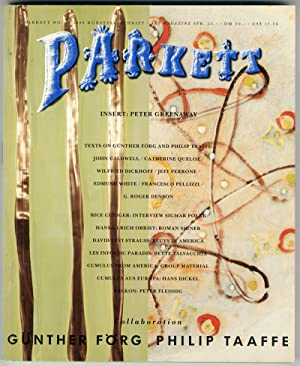 PARKETT [Whole number 26]