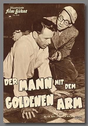 DER MANN MIT DEM GOLDENEN ARM (THE: Algren, Nelson (sourcework)]