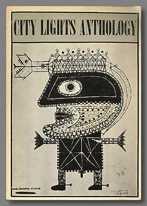 CITY LIGHTS ANTHOLOGY: Anthology]: Ferlinghetti, Lawrence
