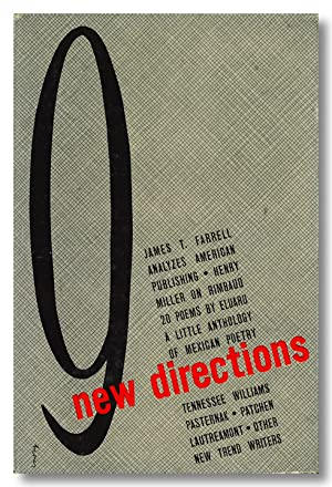 NEW DIRECTIONS 9 AN ANNUAL EXHIBITION GALLERY OF DIVERGENT LITERARY TRENDS