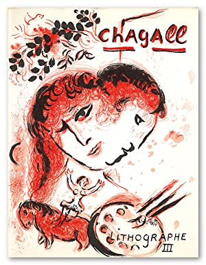 THE LITHOGRAPHS OF CHAGALL 1962 - 1968