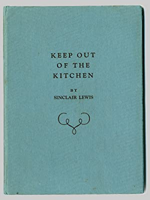 KEEP OUT OF THE KITCHEN: Lewis, Sinclair