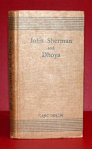 "JOHN SHERMAN AND DHOYA. By ""Ganconagh."": Yeats, William Butler]"
